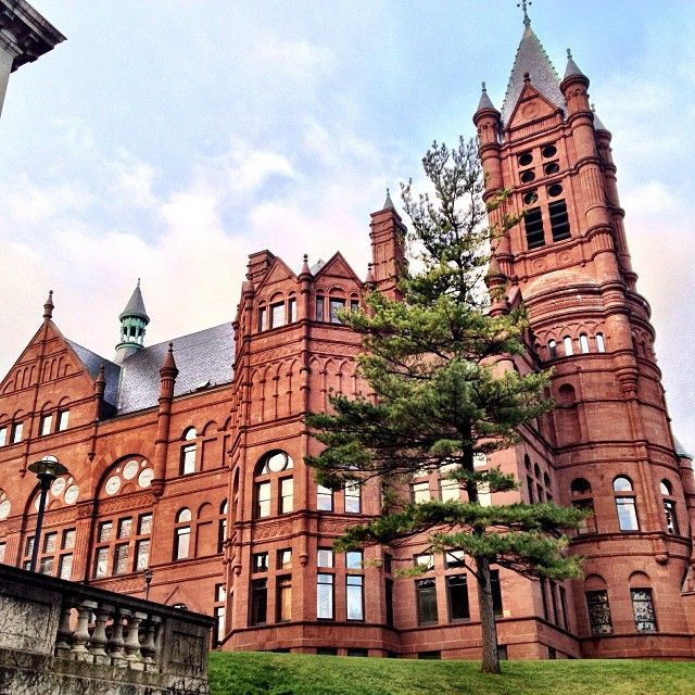 Crouse College At Syracuse University