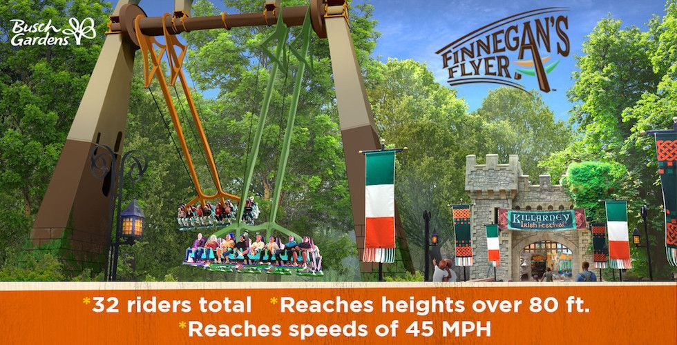 When Does Busch Gardens Williamsburg Open 2019