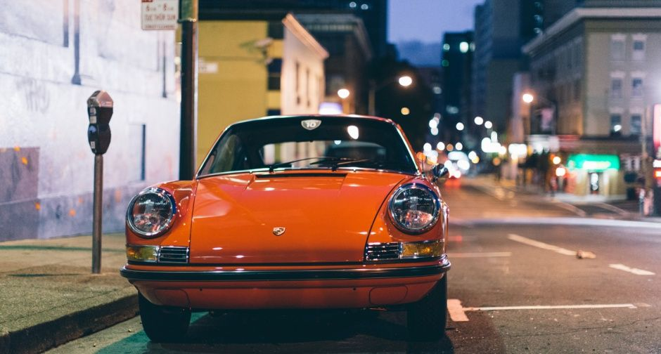 This '69 Porsche 911 has a naughty little secret   Classic Driver Magazine