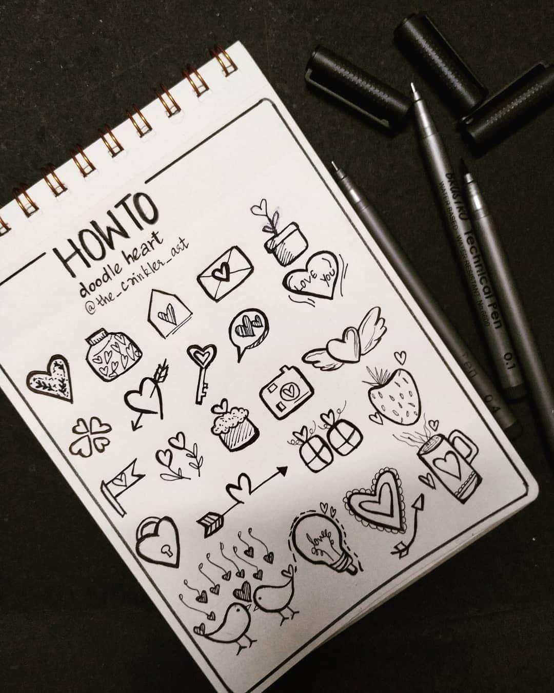 Pin On Bullet Journal Doodles
