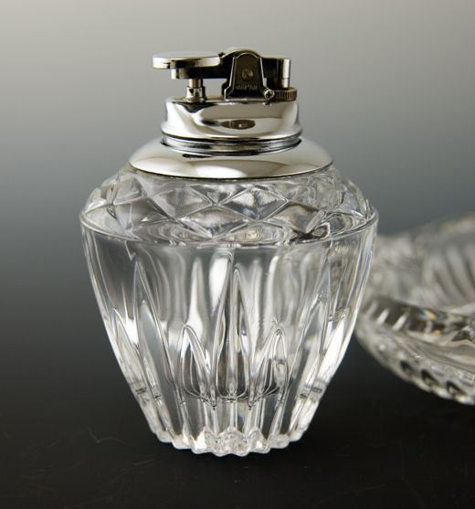 Heavy Lead Crystal Glass Angels Heavy Lead Crystal Table Lighter Calculate Shipping Cost Elegant Lead Lead Crystal Light Table Cigar Ashtray