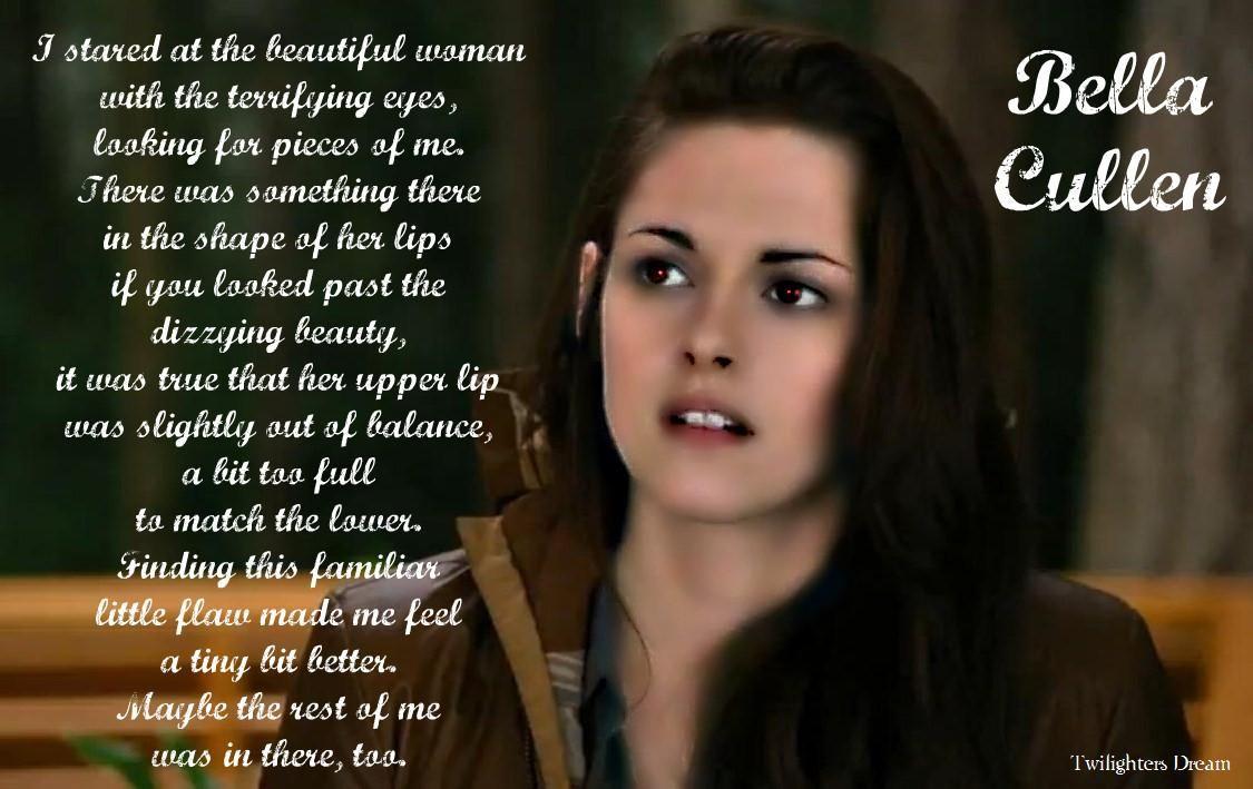 Bella Cullen Twilight Quotes Twilight Saga Twilight