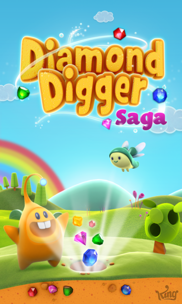 Diamond Digger Saga v2.1.7 (Mod) Apk Mod Data http//www