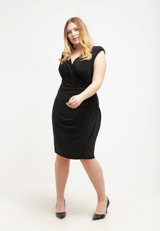 L abbigliamento elegante per taglie forti  la moda curvy è chic ... c62ac8da93c