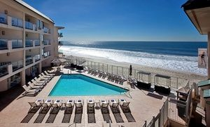 Groupon Stay At Beach Terrace Inn In Carlsbad Ca With Dates Into March Deal Price 135
