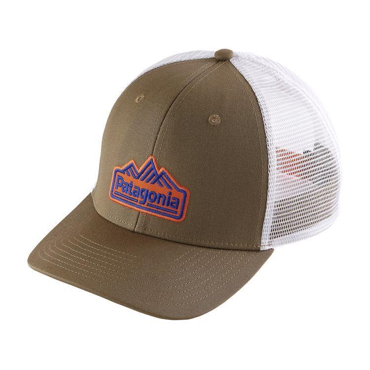Range Station Trucker Hat, Ash Tan (ASHT)