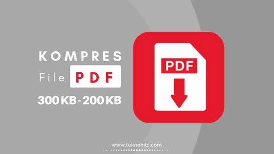 Cara Memperkecil Ukuran File Pdf Menjadi 300 Kb 200 Kb Membaca Pengukur Aplikasi