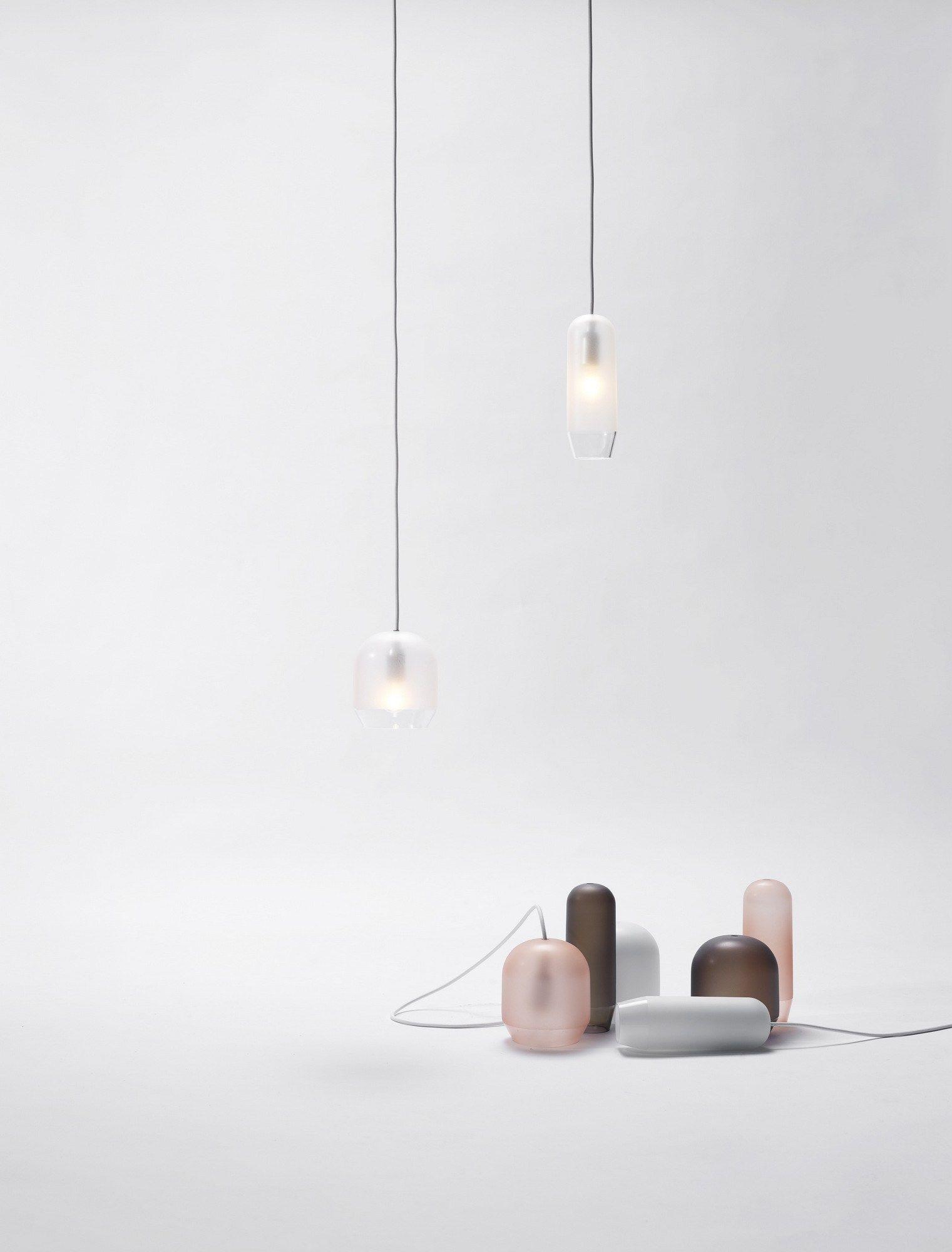 Glass Pendant Lamp Raso By Ex T Design Sebastian Herkner Glass Pendant Lamp Pendant Lamp Lamp
