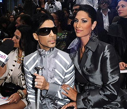 Is prince still dating bria valente