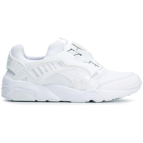 men's all white puma shoes