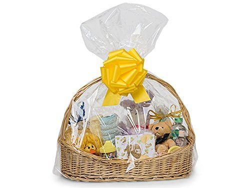 Clear Cellophane Bags Basket Bags Cello Gift Bags Extra