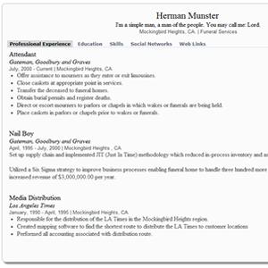 Resume Builder Free No Sign Up Free Online Resume Builder  Resume Building  Pinterest  Online .