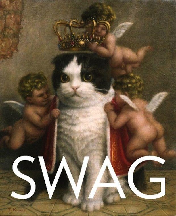 #swagkitty