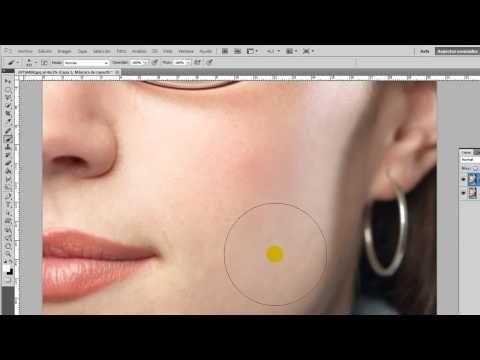 Tutorial Adobe Photoshop Suavizado Facial Avanzado Photoshop Texturas Photoshop Retoque