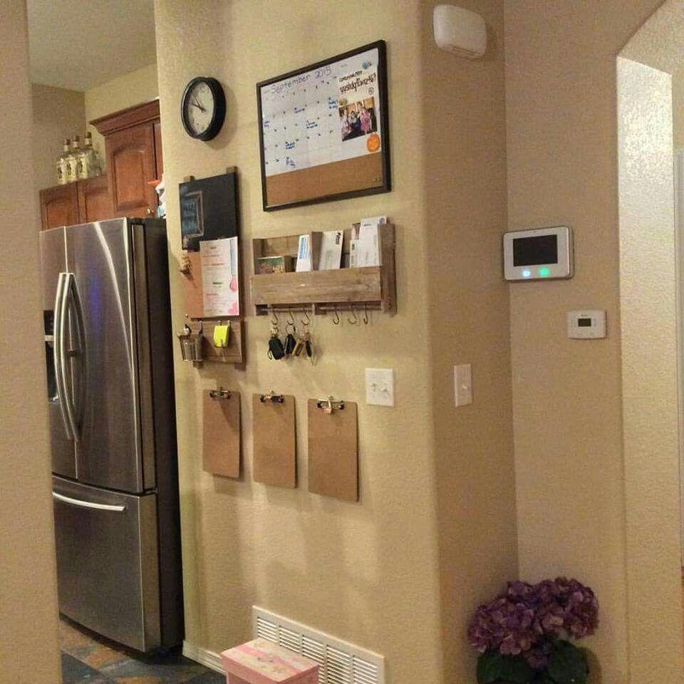 French Door Refrigerator, Kitchen, Home