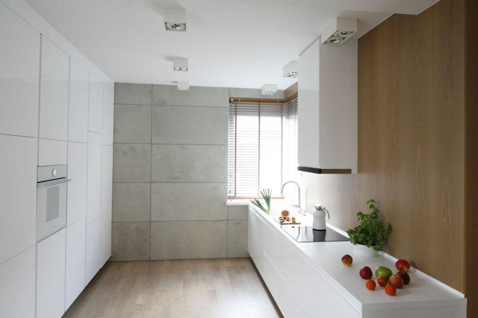 Szare Sciany W Kuchni Ciekawe Aranzacje Wnetrz Kitchen Kitchen Cabinets Home