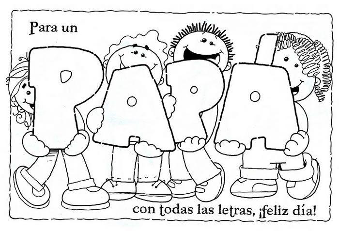 Imprimibles Gratis Para El Dia De Padre En Espanol Tarjetas Dia Del Padre Dibujos Dia Del Padre Manualidades Dia Del Padre