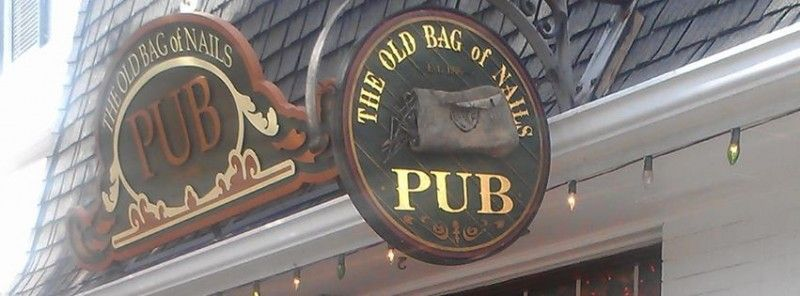 Old Bag Of Nails Pub In Columbus Bag Of Nails Pub Ohio State Football Game