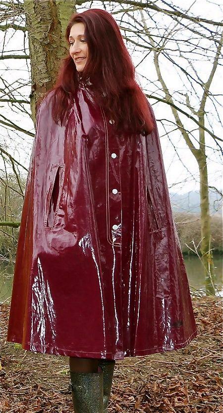 Pin by Jan on Raincoat in 2020 | Rainwear fashion, Rain
