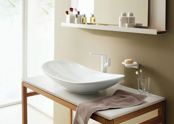 Ambiente bagno premium my nature di villeroy boch mobili da bagno