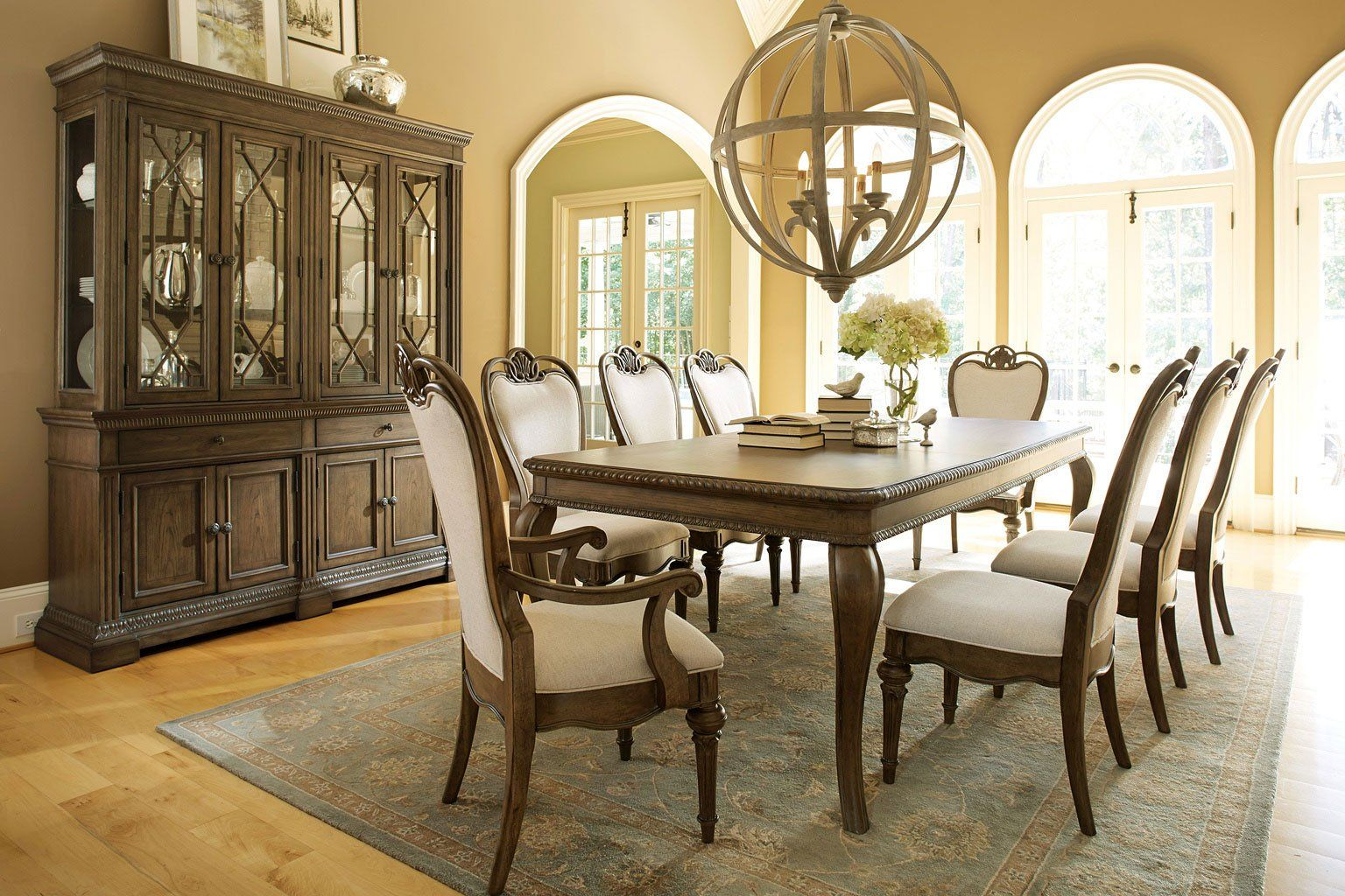 The Renaissance Rectangular Dining Room Set By Legacy Classic Provides The Perfect Backdrop To Y Dining Room Sets Rectangular Dining Room Set Classic Furniture Dining rooms legacy classic