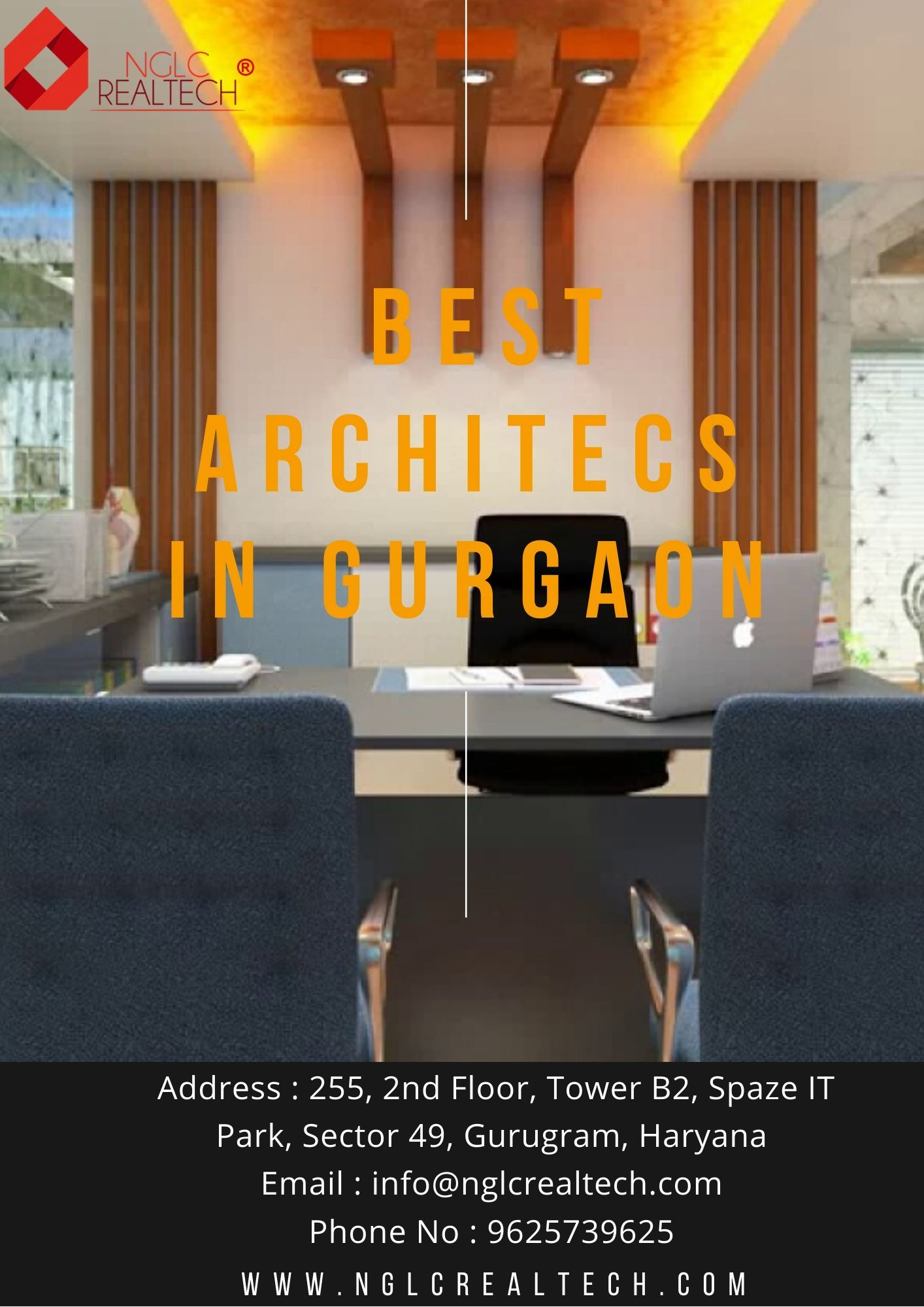 Best Architects In Gurgaon Which Create Infrastructures That Fits Regional Socio Environmental Contexts In 2020 Corporate Interior Design Architect