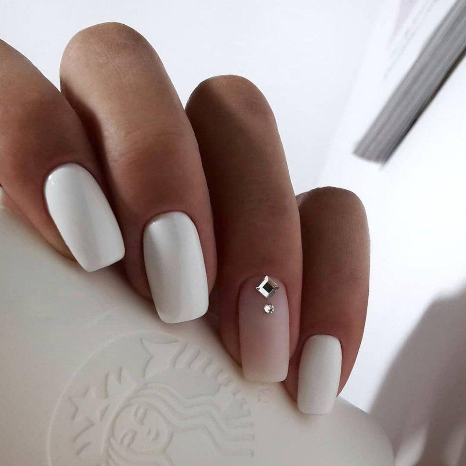 Bride Nails, Long Nails, Trendy Nails