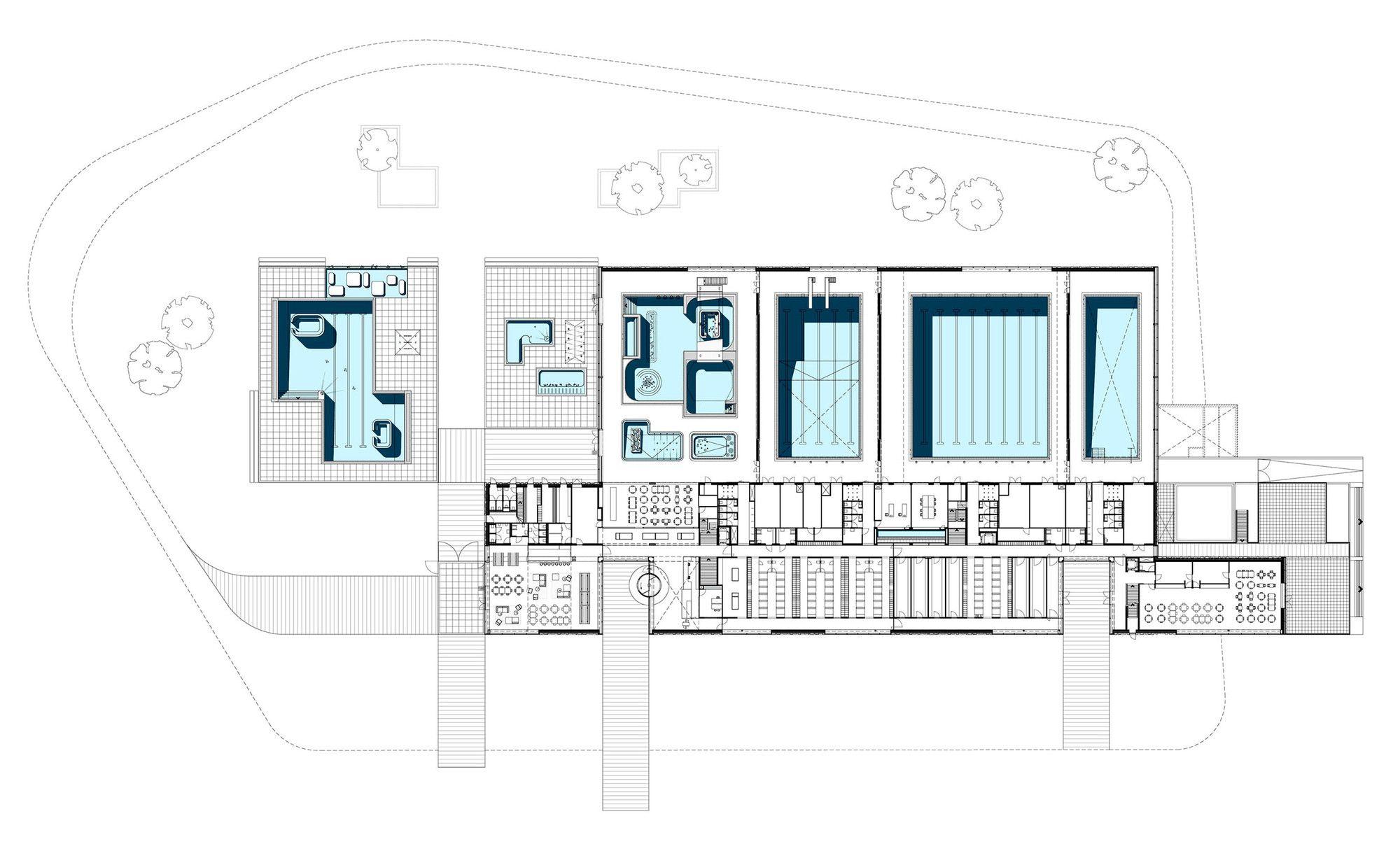 Gallery   Multifunctional Swimming Pool Complex De Geusselt /  Slangen+Koenis Architects   23