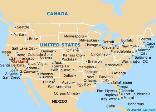 Oakland Favorite Places Spaces Pinterest Explore And City - Usa map cleveland