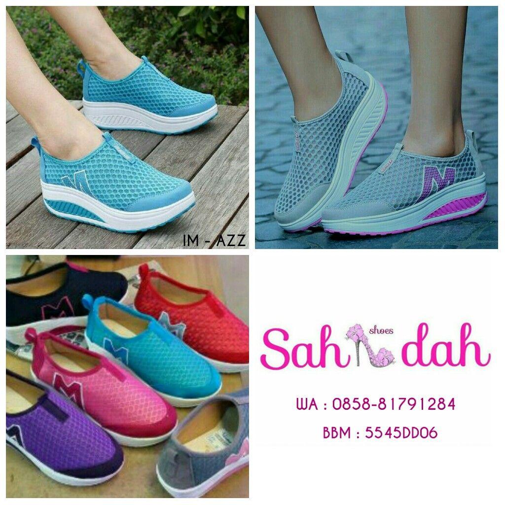 Sepatu Wanita Murah Sepatu Olahraga Wanita  551d88d770