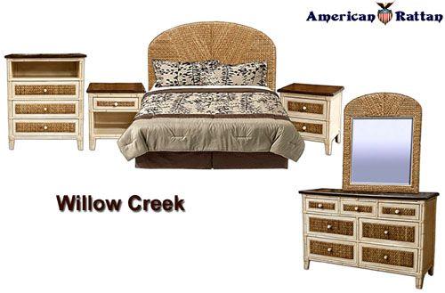Capris Furniture Bedroom Series 664 | N1 664 1 Drawer Nightstand, D7