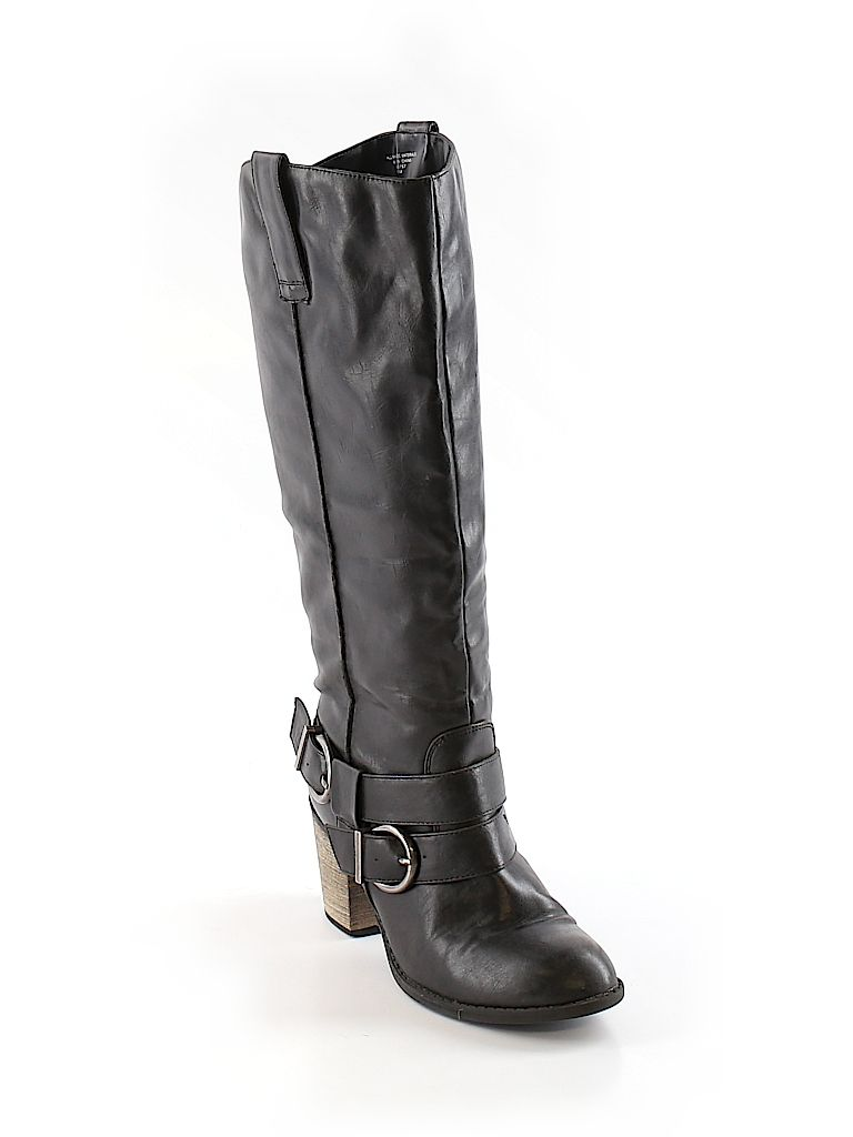 Check it out—Diba Boots for $13.49 at thredUP!