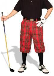 GolfKnickers: Men's Par 5 Cot/Linen Golf Knickers.  Buy it @ ReadyGolf.com