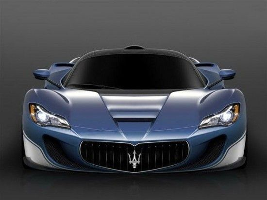 Designer Envisions Laferrari Based Maserati Concept With Images