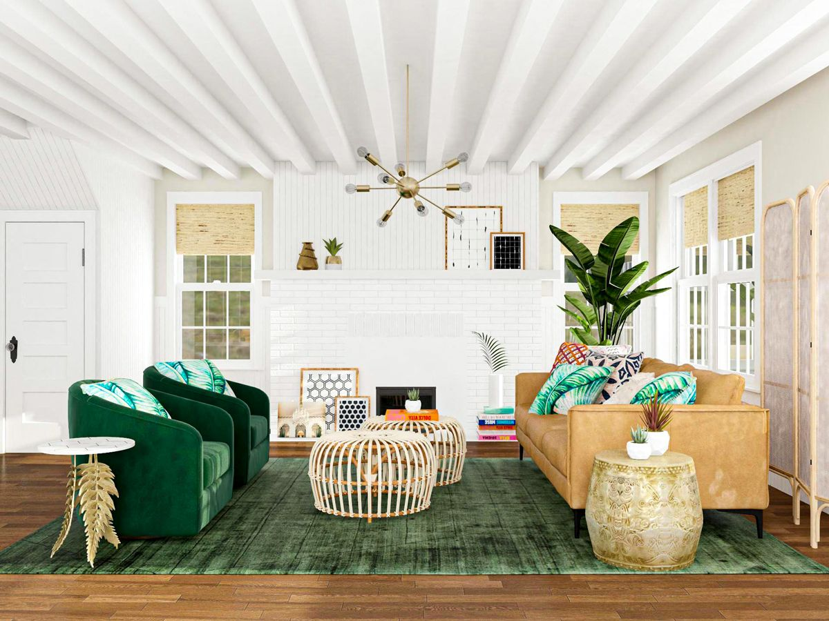 Pin on Glam Living Rooms