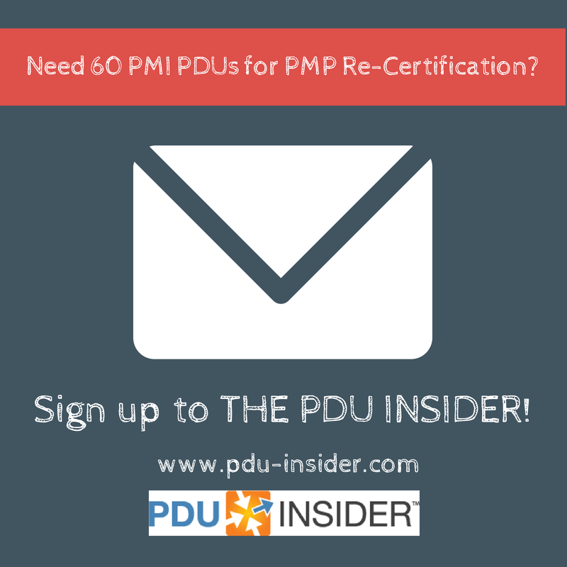 Subscribe To The Pdu Insider Newsletter Today Pdu Insider