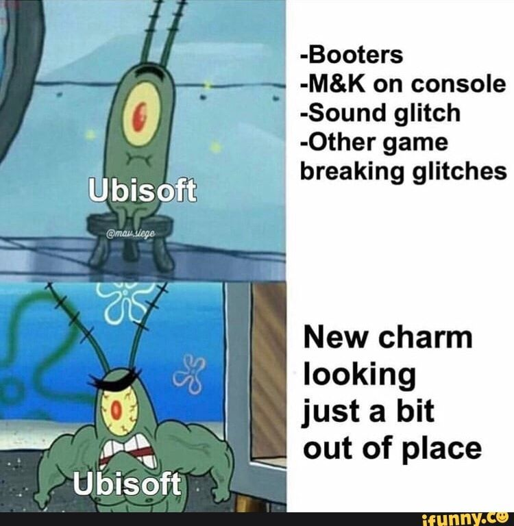 Booters M K On Console Sound Glitch Other Game Breaking Glitches New Charm Looking Just A Bit Out Of Place Ifunny Funny Video Game Memes Memes Funny Relatable Memes