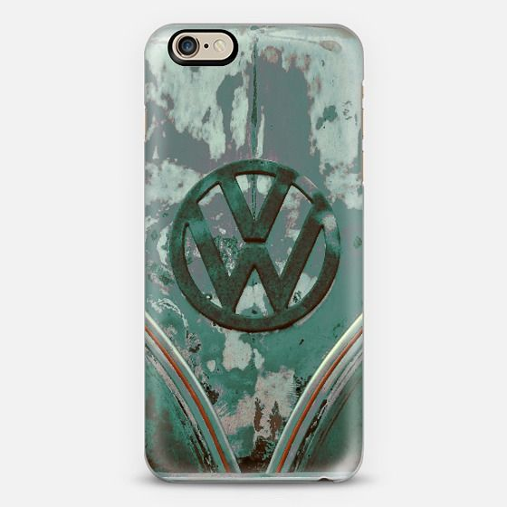 Check out my new @Casetify   Make yours and get $10 off your first order using code: ZN4AQG #casetify #iphonecase #case #phonecover #VW #Volkswagen #CamperVan #Bus #logo #rusty #retro