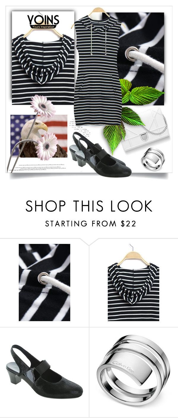 """yoins.com"" by ilona-828 ❤ liked on Polyvore featuring Munro American, Calvin Klein, yoins and yoinscollection"