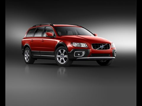 Its like a big beautiful ruby slipper... there's no place like Volvo... :)