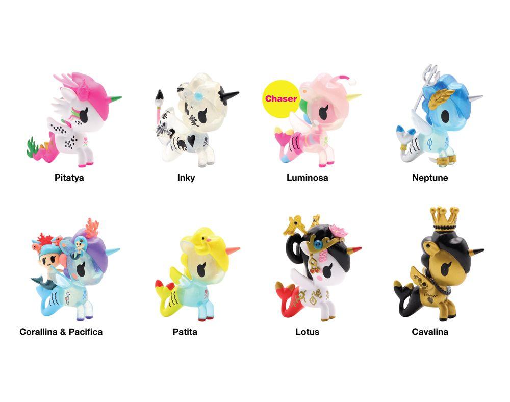 Toy box lucky emblems