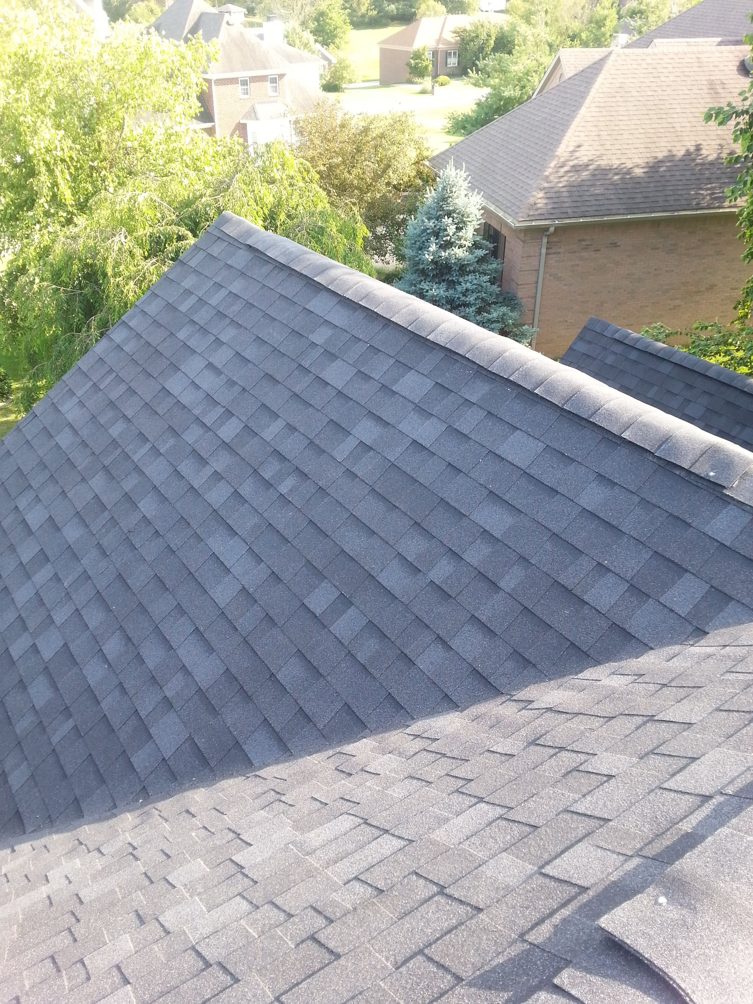 Best Dimensional Onyx Black Roof With Images Residential 400 x 300