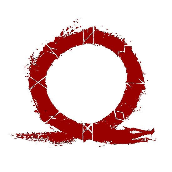 God Of War White By Shoro Buy T Shirts And Other Stuff On