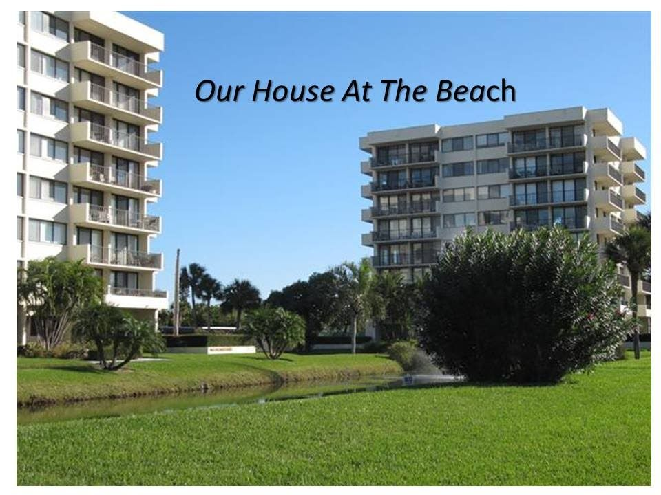 Our House At The Beach Condo Complex On Siesta Key Fl Beach Condo Beach Siesta Key