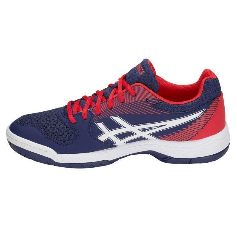 Buty Do Siatkowki Asics Gel Task M B704y 400 Granatowe Granatowe Volleyball Shoes Mens Volleyball Shoes Asics