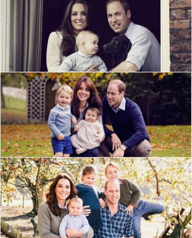 13 12 2018 The Christmas Card From The Duke And Duchess Of
