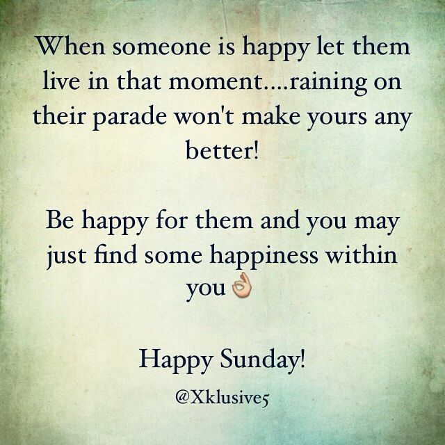 Be Happy Are You Happy Happy Sunday Happy