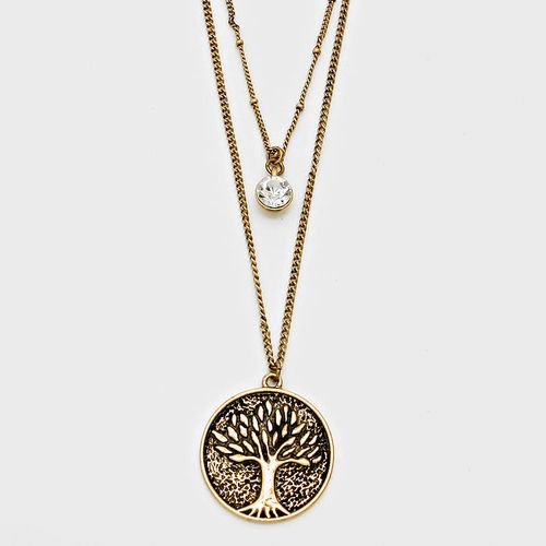 Tree of Life Pendant Necklace. Starting at $1