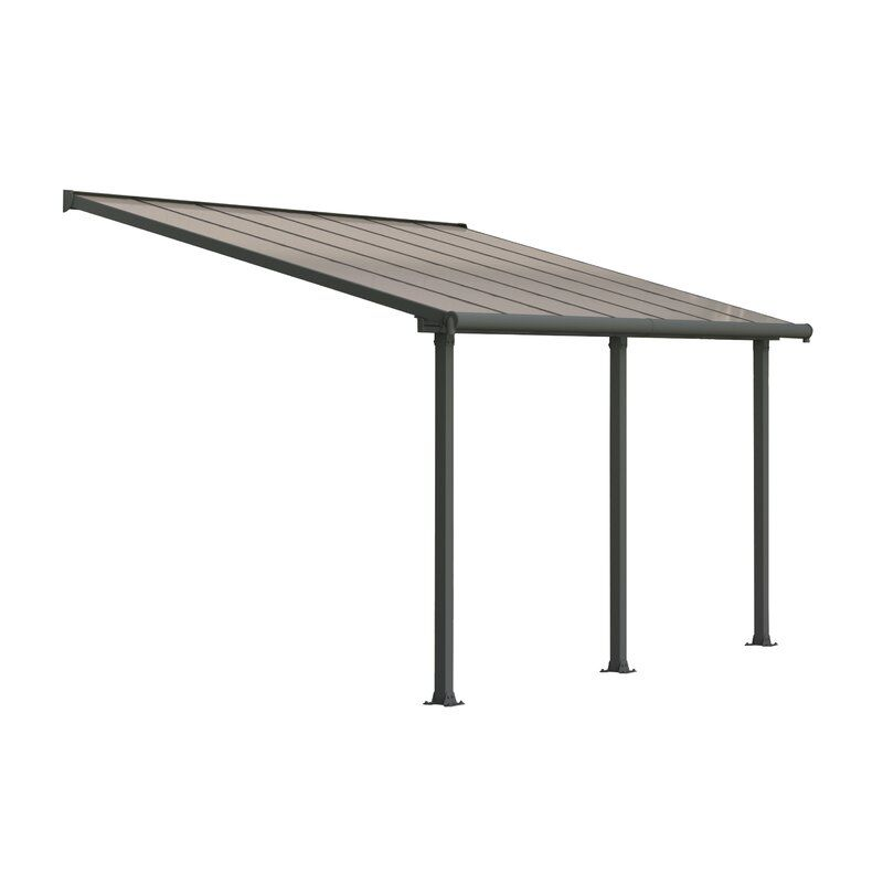 Olympia Plastic Standard Patio Awning In 2020 Patio Furnishings Patio Awning Covered Patio