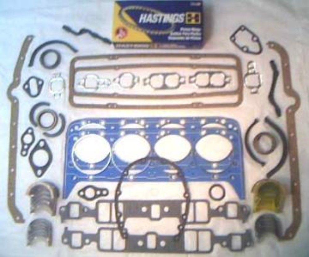 Rebuild kit w/mains Chevrolet: 283/305/327/350: 1955 to 1981 1982 1983 1984 1985   eBay Motors, Parts & Accessories, Car & Truck Parts   eBay!